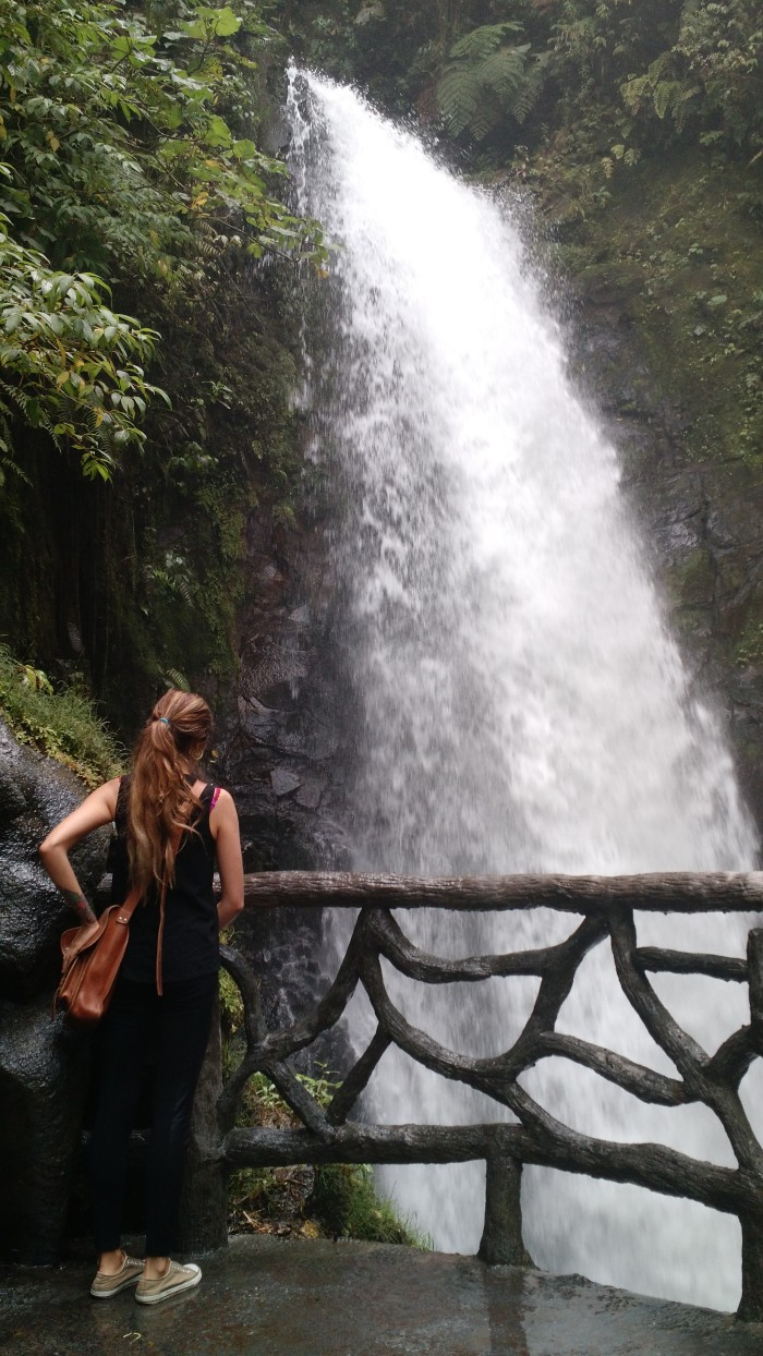 La Paz boasts five waterfalls with a variety of easily accessible lookout points.