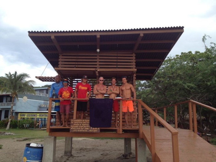 (Via Tamarindo Lifeguards Facebook)