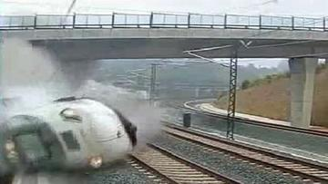 Spain rail crash 2