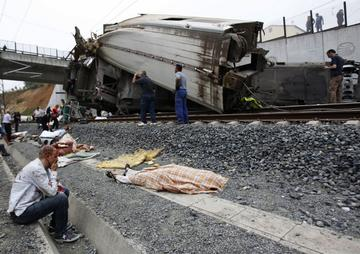 Spain rail crash 3