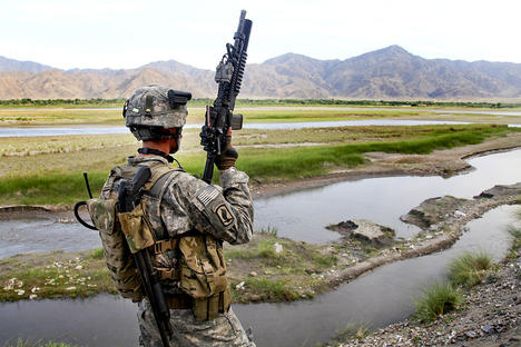US military Afghanistan
