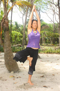 Yoga Tree Pose 2