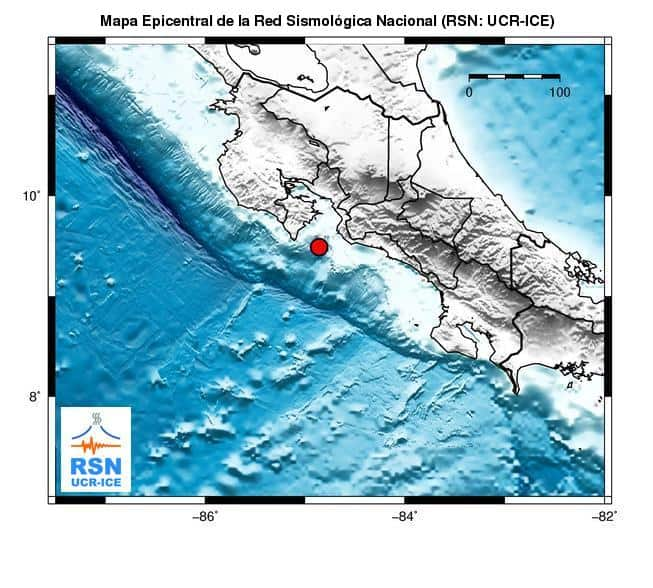 (Courtesy of the National Seismological Network)
