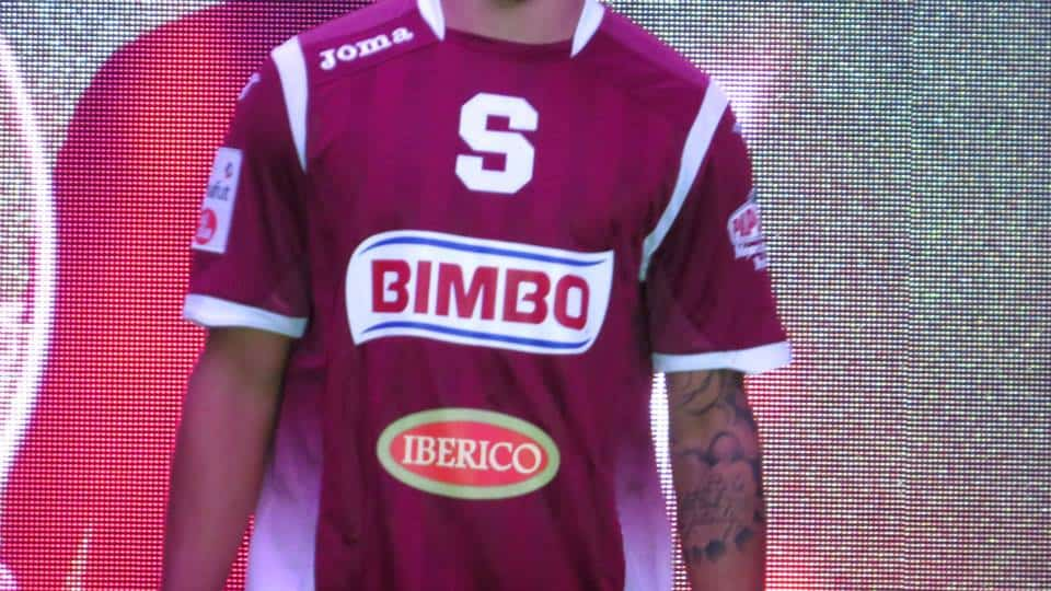 designer fashion 3b5a8 31d40 Costa Rica's most famous soccer club reveals a new look ...