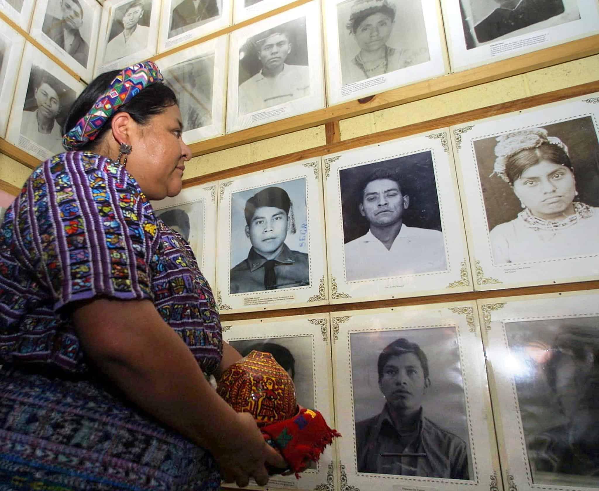 Guatemala: Rigoberta Menchú
