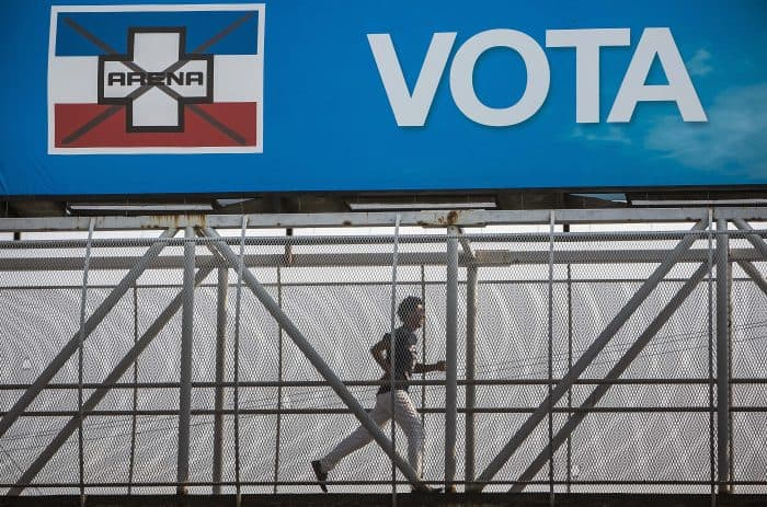 AFP/Inti OCON