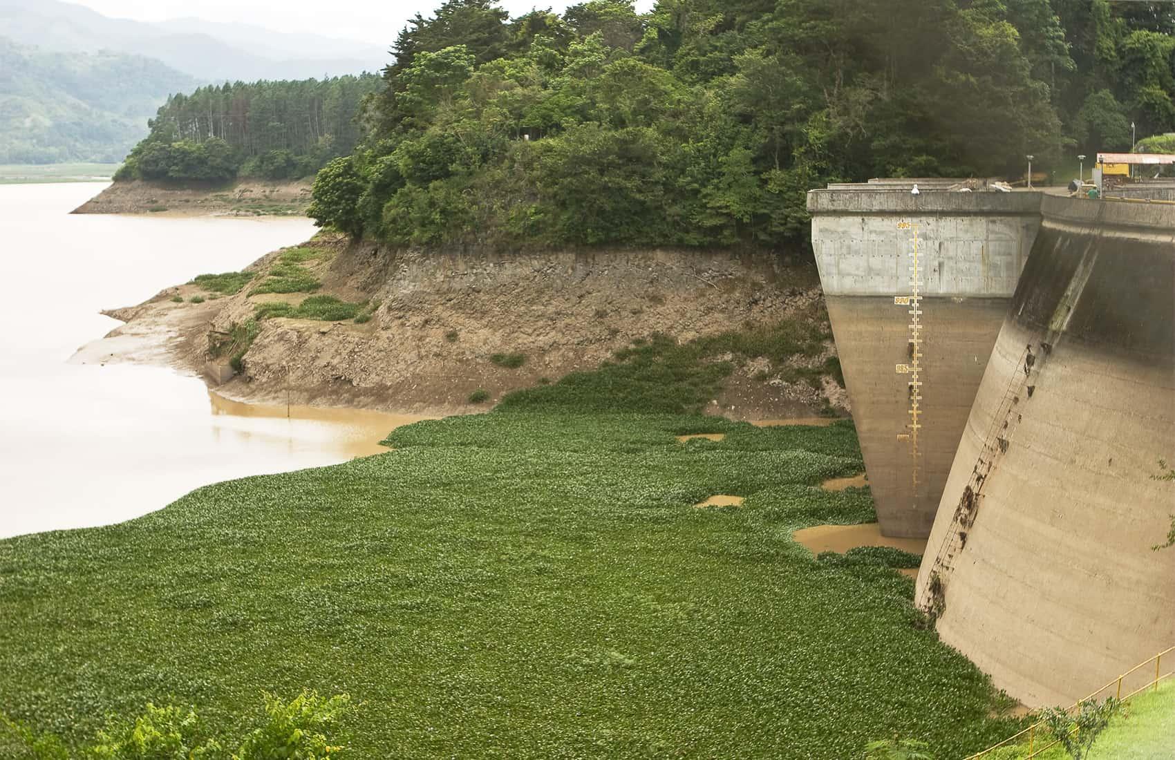 Cachí Dam, Cartago