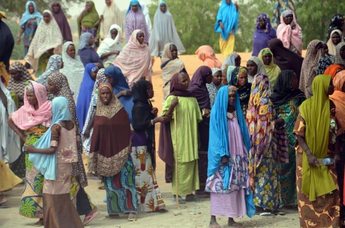 Boureima Hama/AFP