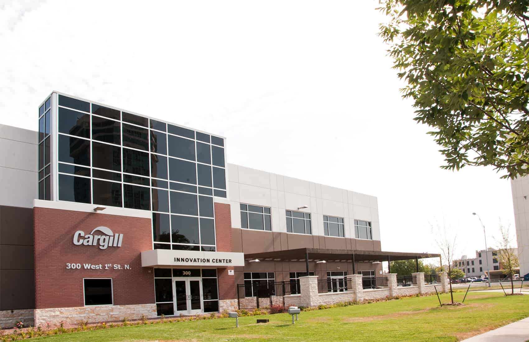 Cargill facilities in Wichita