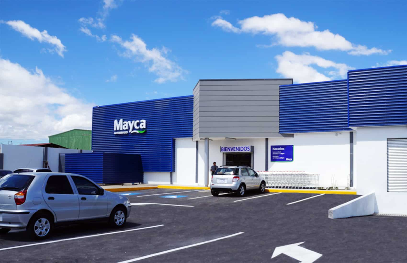 Mayca retail location