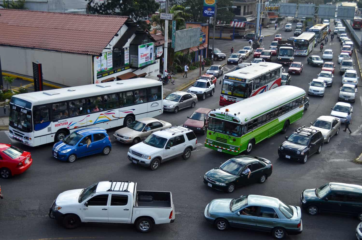 Solving Costa Rica's traffic and pollution problem – The