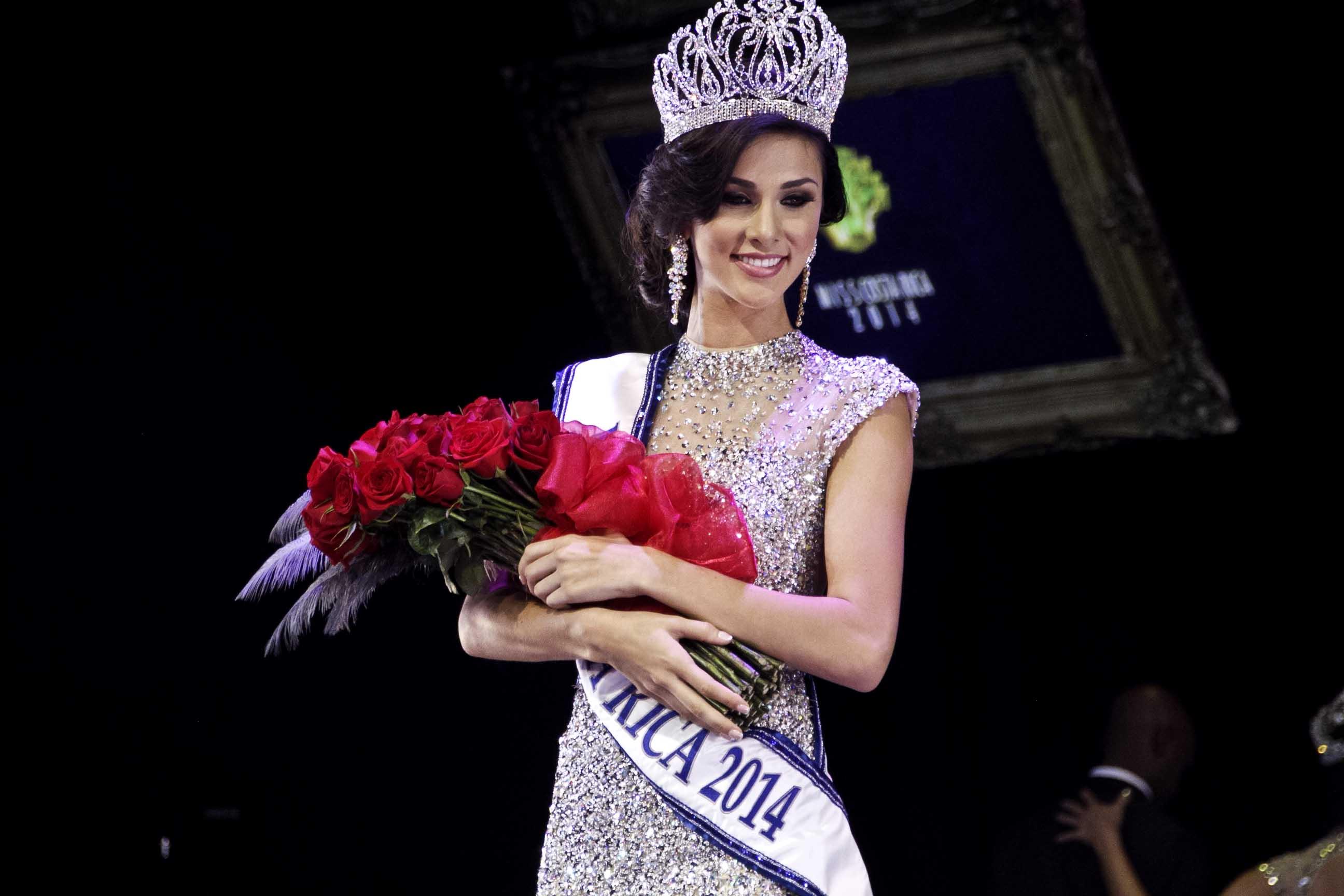 Karina Ramos, Miss Costa Rica 2014