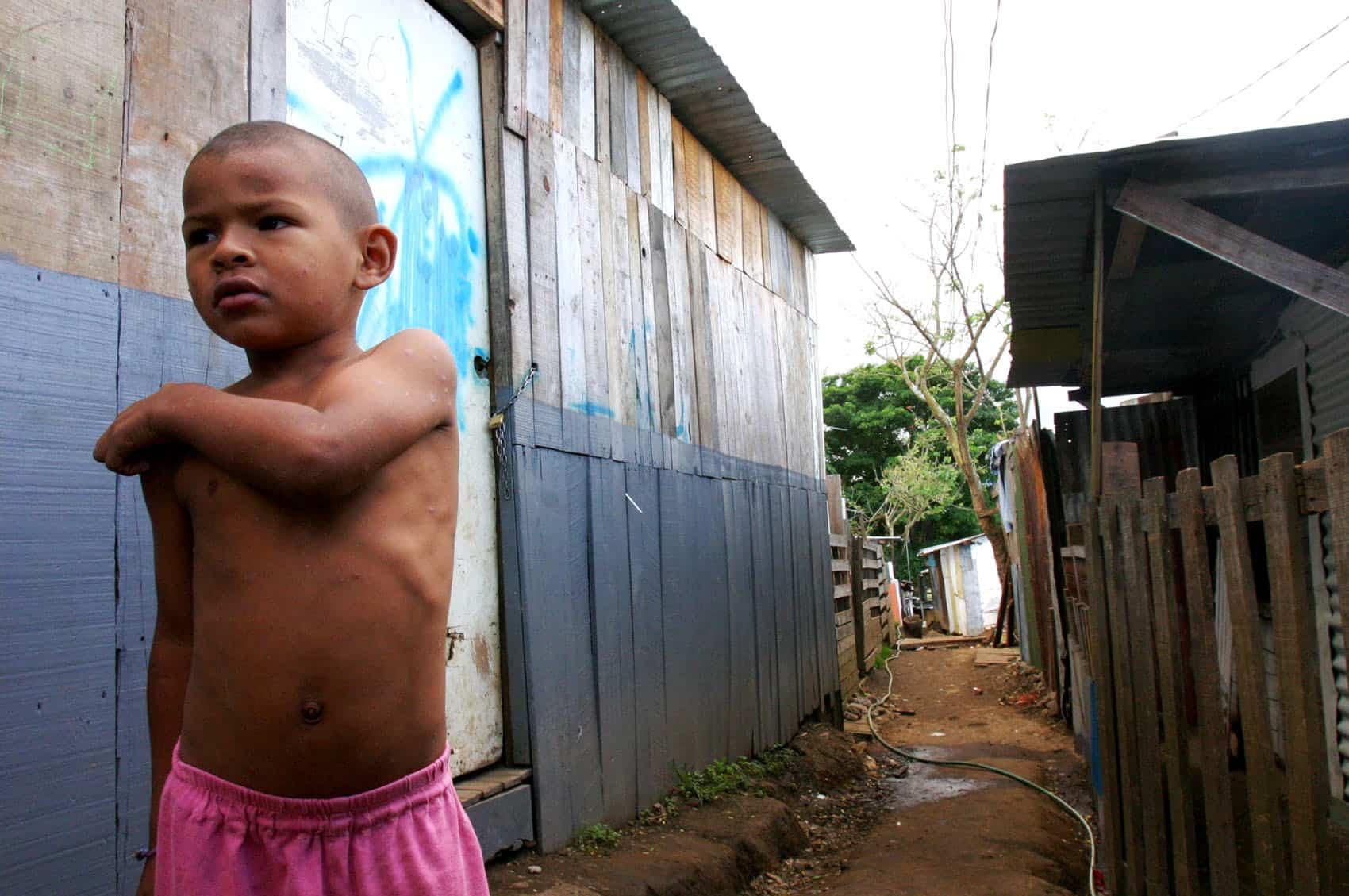 Costa Rica poverty