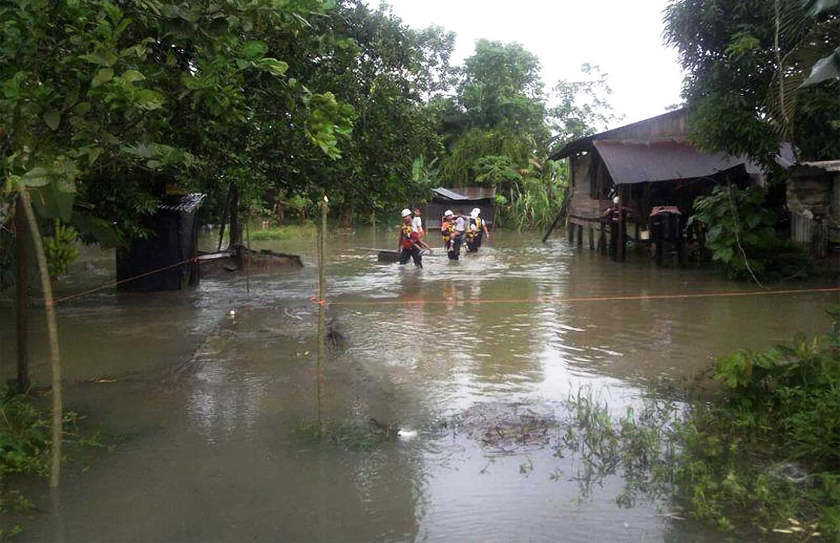 Floods in Limón