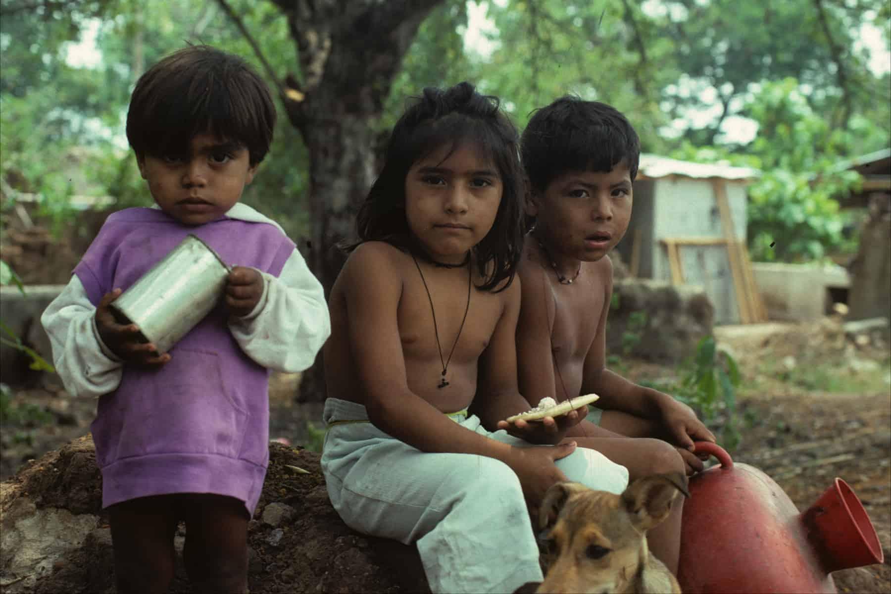 children: asylum