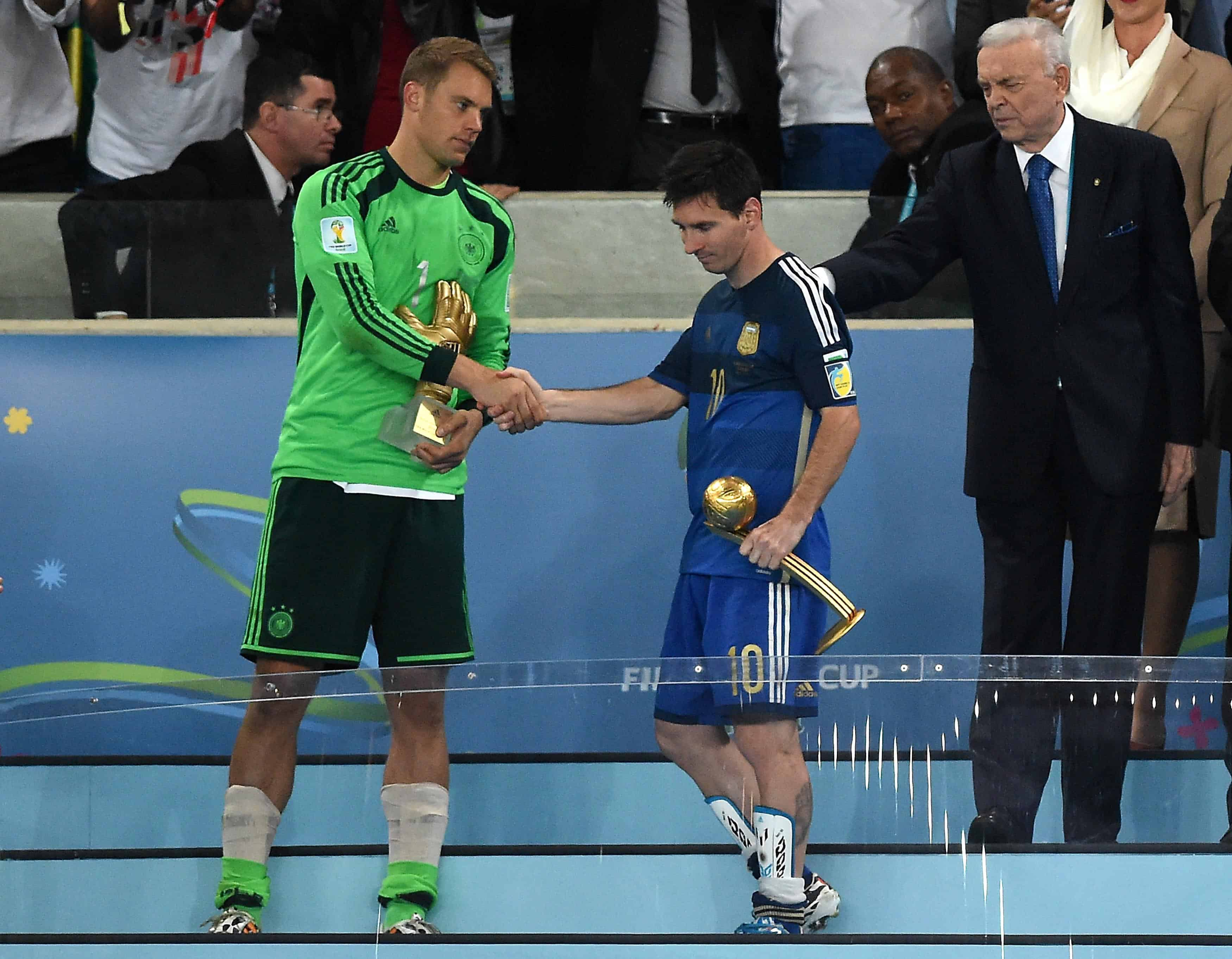 outlet store 585b2 a990e Germany's Manuel Neuer beats Costa Rica's Keylor Navas for ...