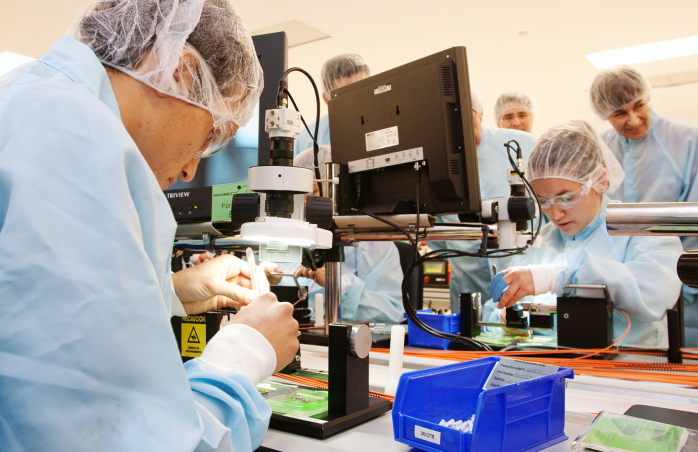 Medical device manufacture