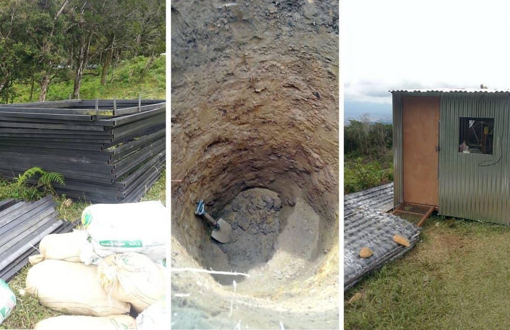 Construction works at Mt. Tablazo