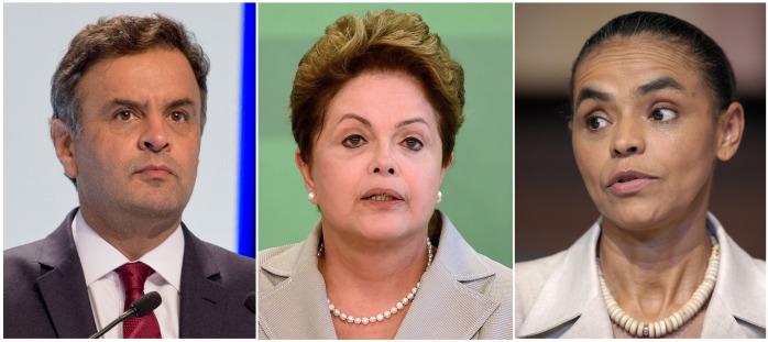 Nelson Almeida/Evaristo SA/Mauricio Lima/AFP