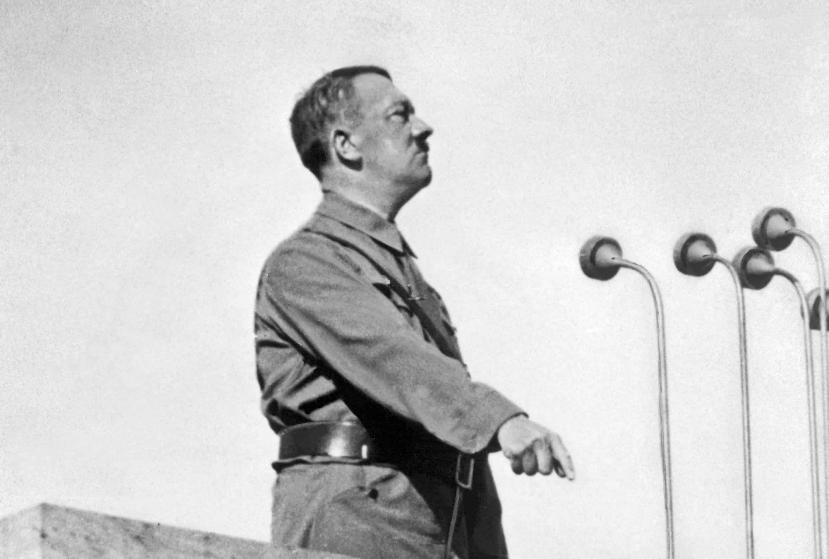 WorldViews on High Hitler: Nazi leader was a meth addict