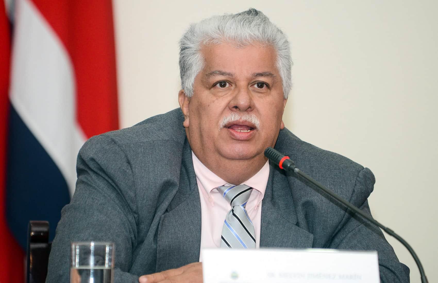 Presidency Minister Melvin Jiménez