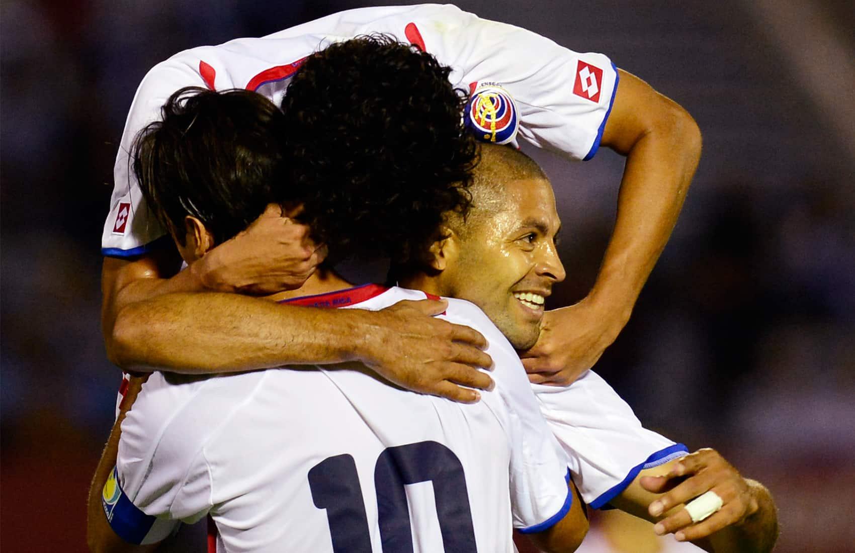 Costa Rica's victory over Uruguay