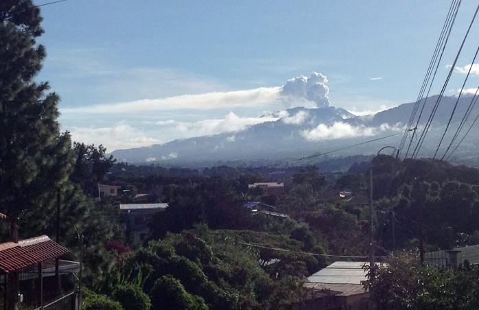 Turrialba Volcano, Nov. 13
