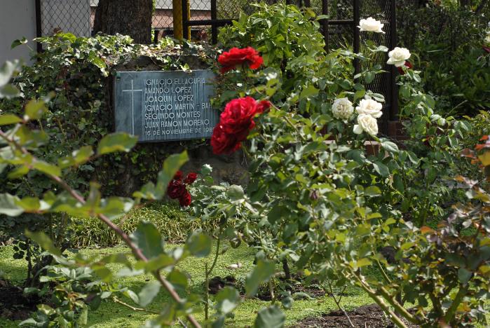 El Salvador Jesuits massacre