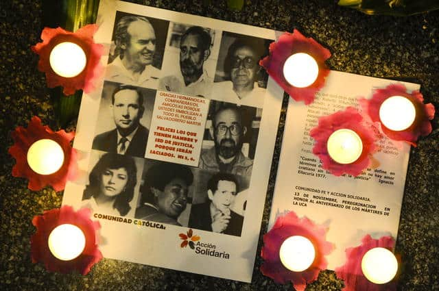El Salvador Jesuit massacre