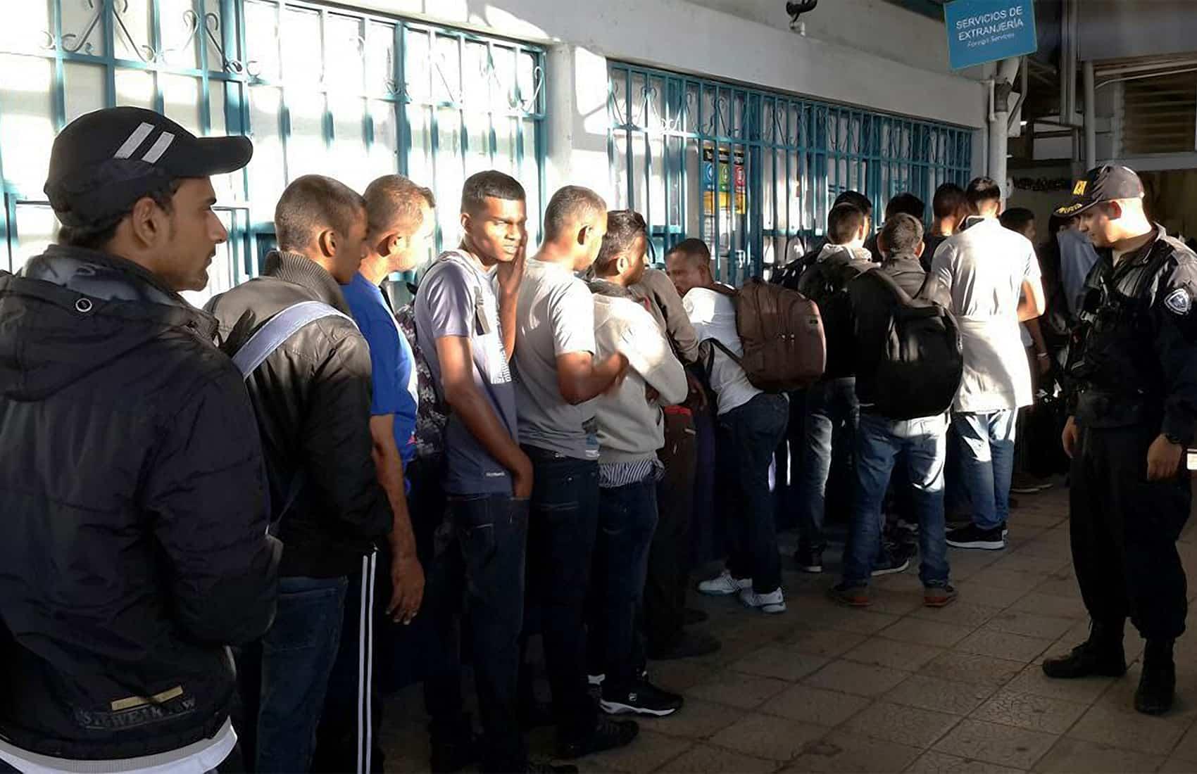 Undocumented men, Dec. 1