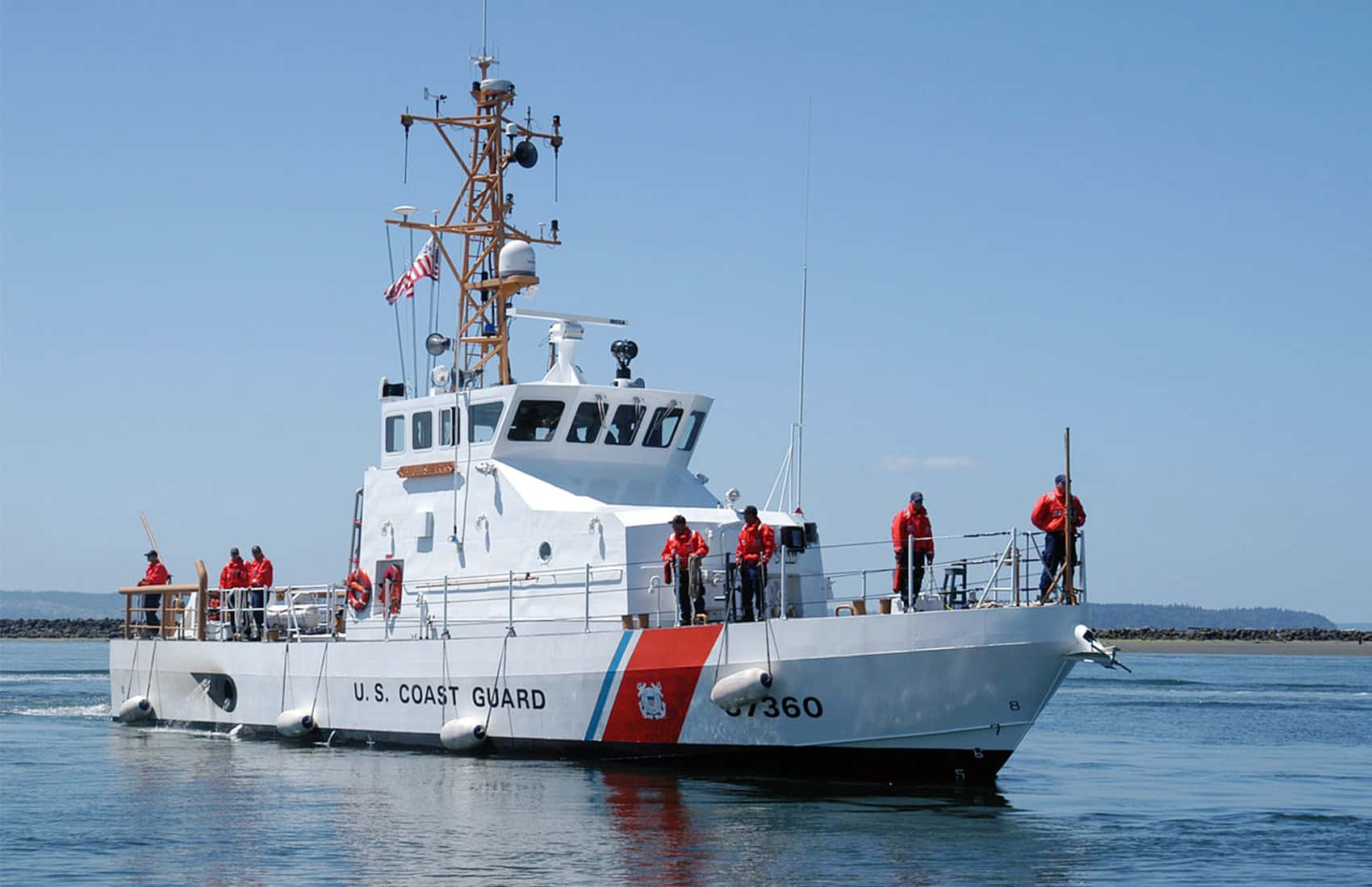 U.S. Coast Guard Vessel