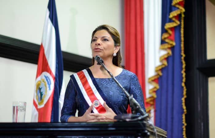 Costa Rica supports postponing election for new IDB president