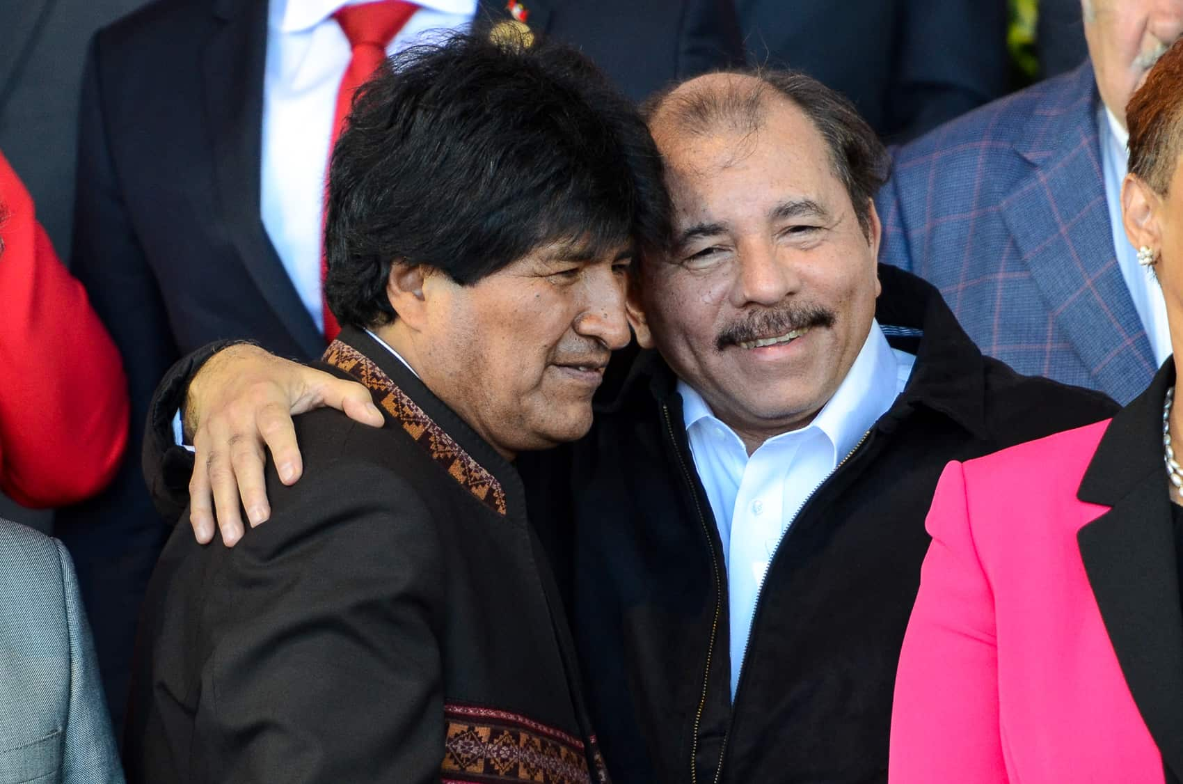 Evo Morales tuvo una hija con una menor de edad, asegura el Gobierno de Bolivia