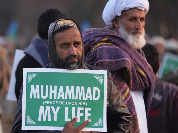 Aamir Qureshi/AFP
