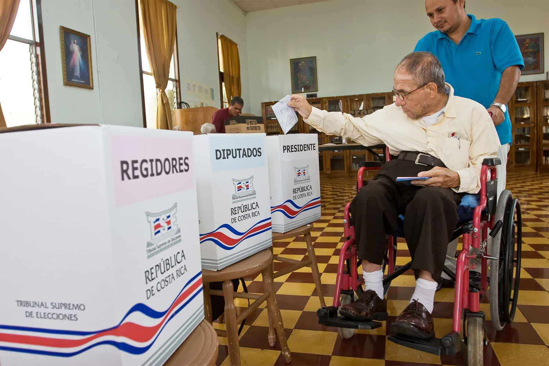 Elections in Costa Rica