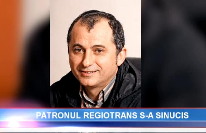 Photo of Costel Comana, a Romanian millionaire who Costa Rican authorities say committed suicide on a flight from Bogotá, Colombia to Costa Rica on Wed., Feb. 25, 2015.