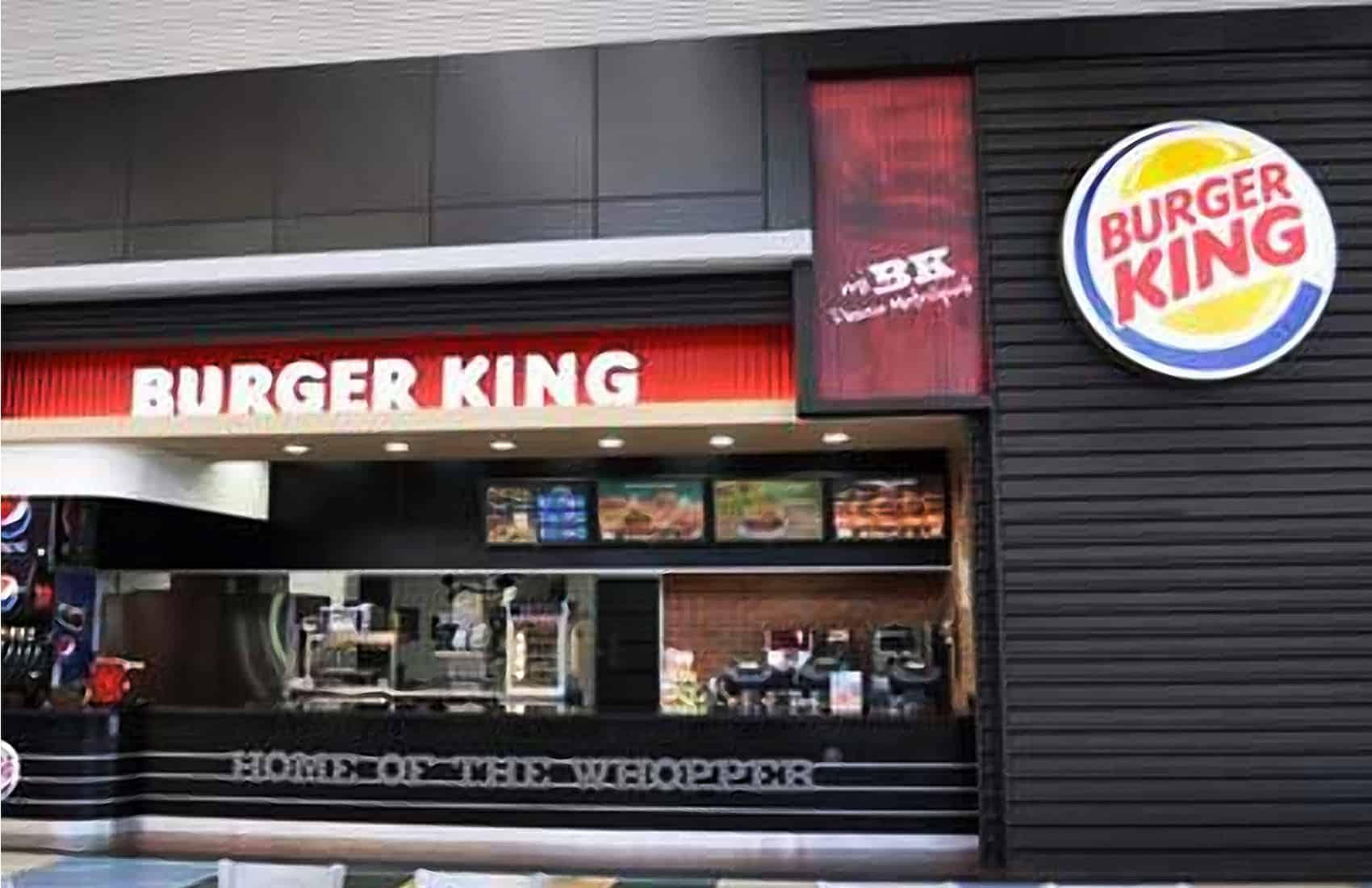 Burger King in Cartago