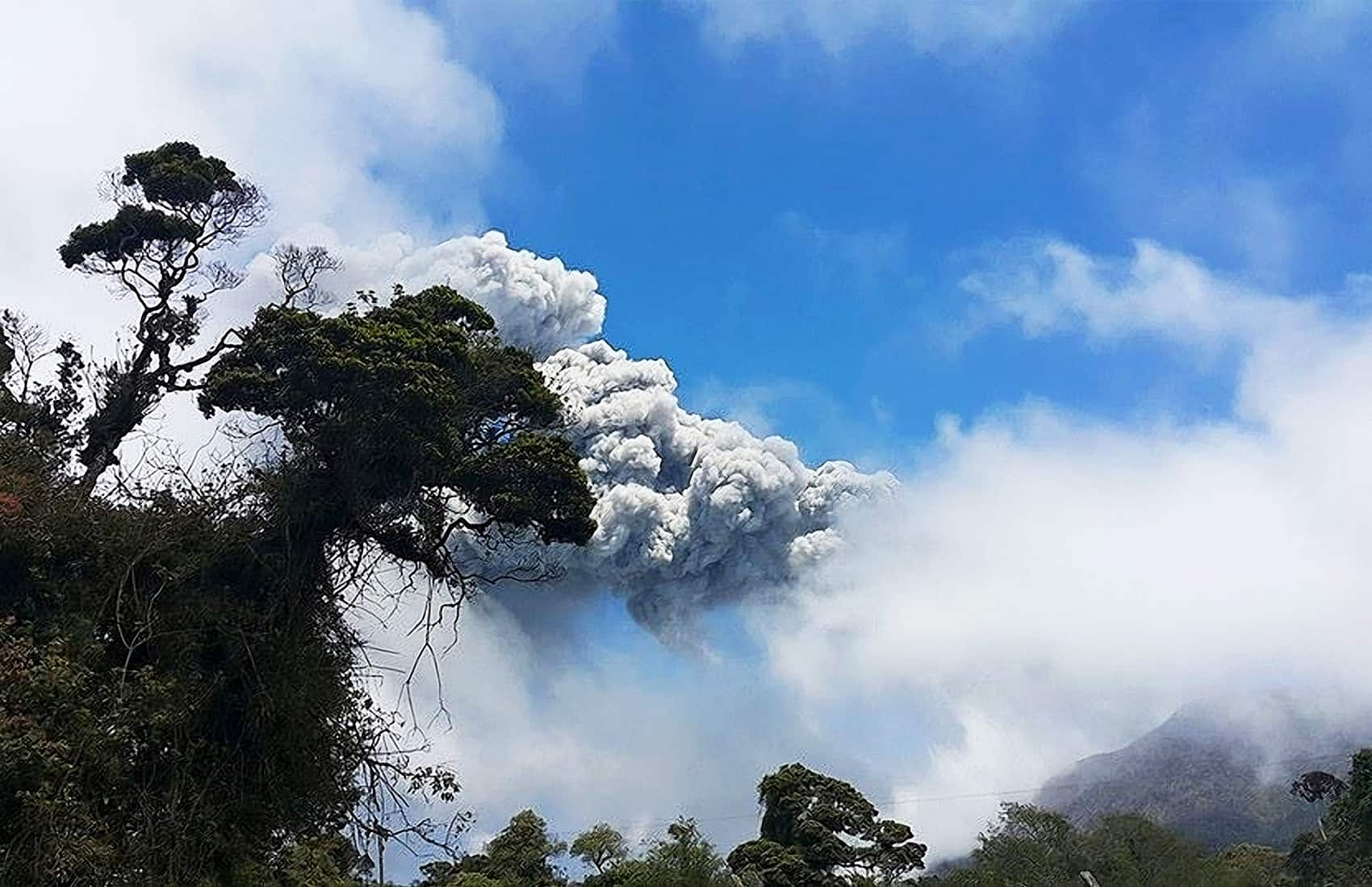 Turrialba Volcano, March 12 2015