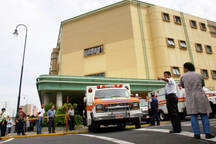 Costa Rica previews new tower at Calderón Guardia Hospital