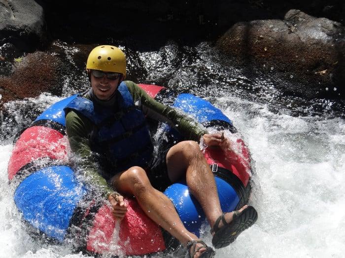 Thrills and chills in Rincón de la Vieja