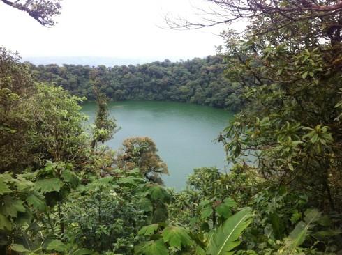 Laguna Cerro Chato.