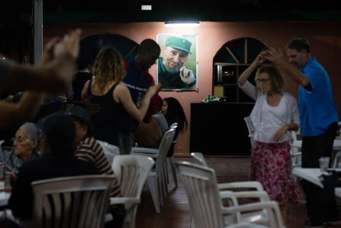 Online cautions are plentiful: NEVER MARRY A CUBANA.