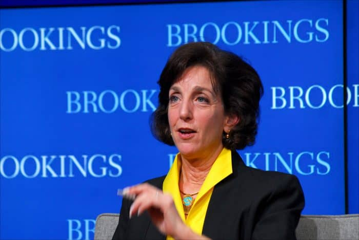 Roberta S. Jacobson, assistant U.S. secretary for Western Hemisphere affairs.