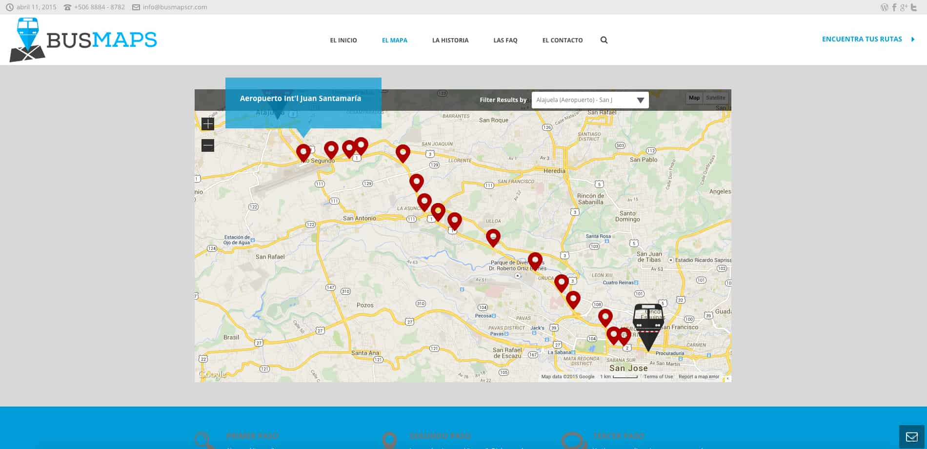 Startup Wants To Make Navigating Costa Rica S Public Transportation An Easy Ride