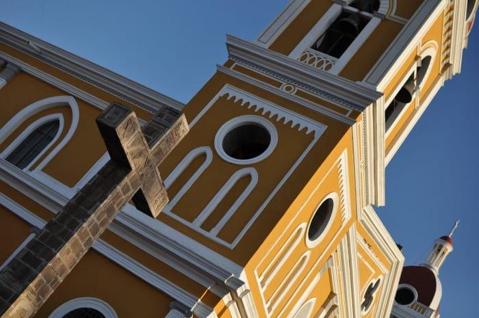 cathedral granada nicaragua