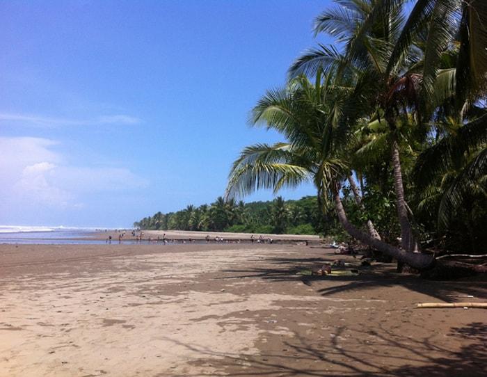 Playa Uvita.