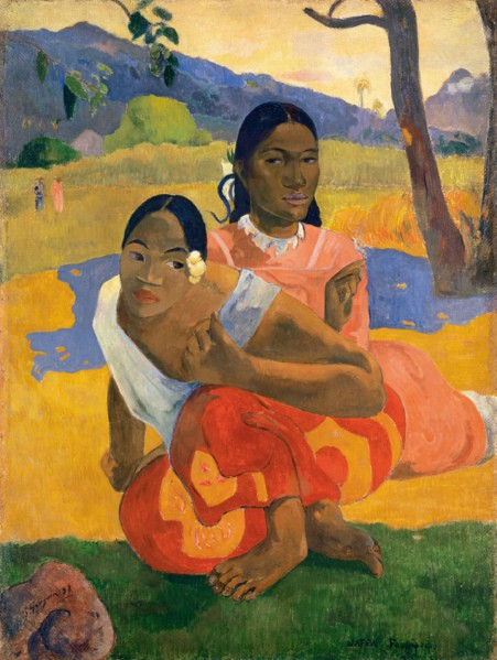 "Gauguin's ""When Will You Marry Me?"""