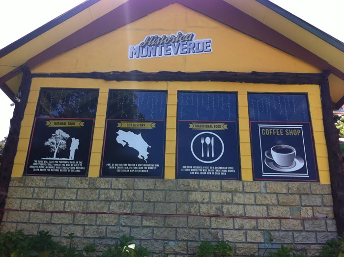 Historica Monteverde, a history museum opening June 1.