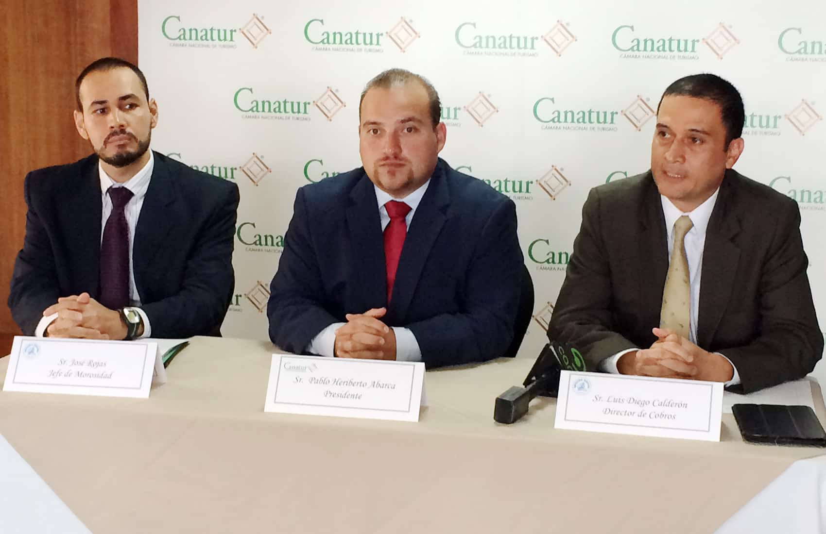 CANATUR - Caja agreement, May 2015
