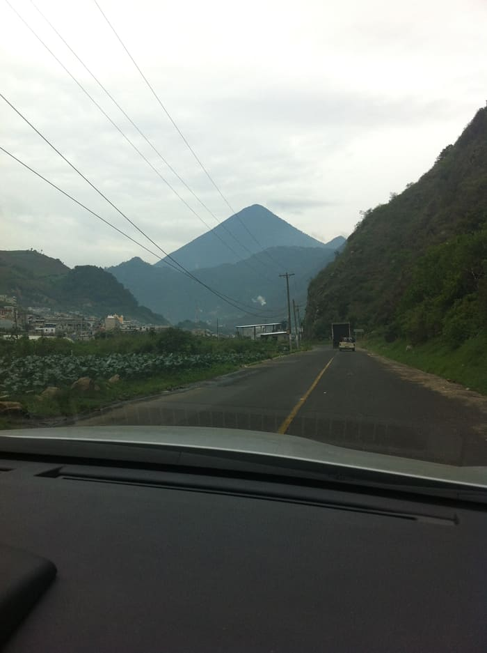 Guatemala's Arenal?